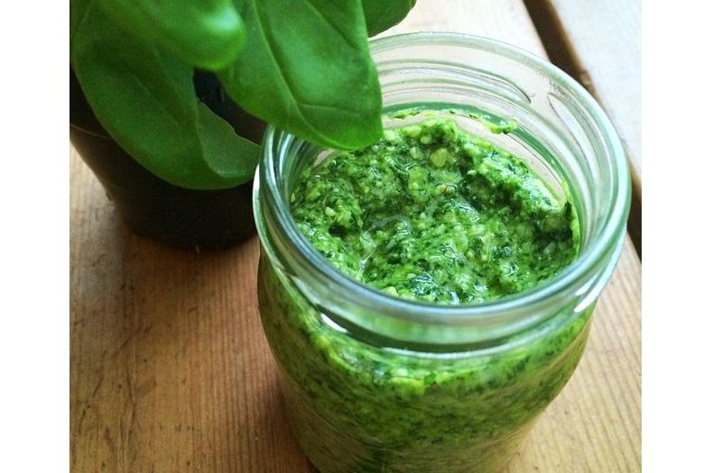 Pesto mit dem Stabmixer selber machen